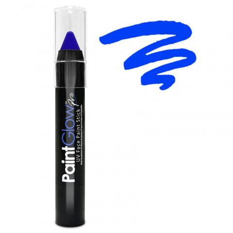 Lápis Tinta Facial UV AZUL