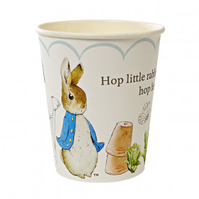 Copos Peter Rabbit