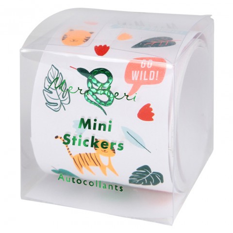 Rolo Mini Stickers Selva