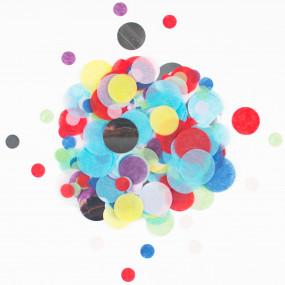 Confetis Multicolor