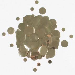 Confetis Dourados 2.5cm