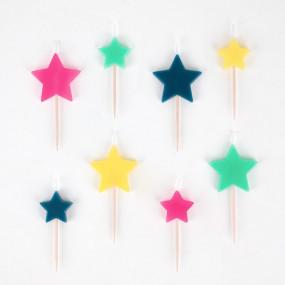 Velas Estrelas