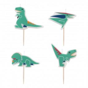 Velas Dinossauros