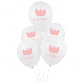 5 Balões Coroa