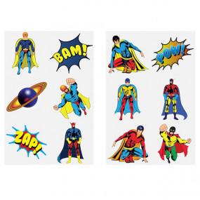 Tatuagens Super Heróis