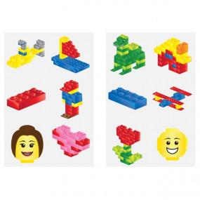 Tatuagens Lego