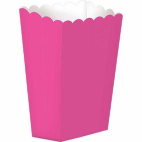 Pacotes Pipocas Rosa Forte