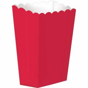 Pacotes Pipocas Vermelho