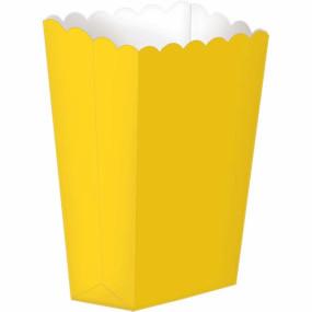 Pacotes Pipocas Amarelas