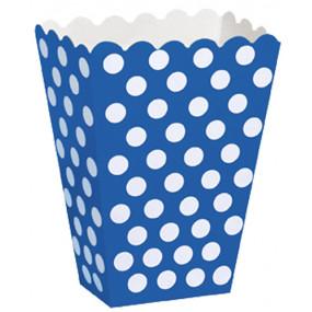Pacotes Pipocas Bolas Azul
