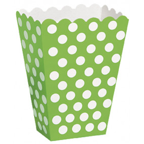 Pacotes Pipocas Bolas Verde
