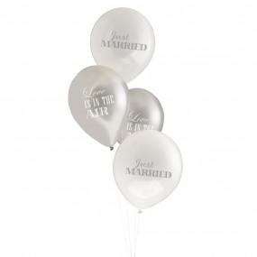 8 Balões Casamento