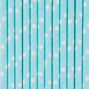 Palhinhas Estrelas Azuis