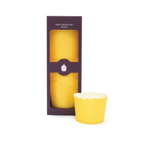 25 Formas Amarelas