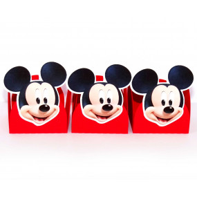 4 Bases Doces Mickey