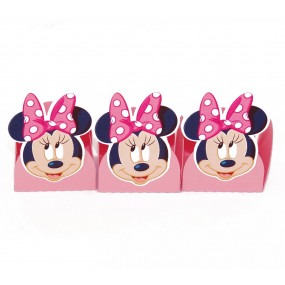 4 Bases Doces Minnie