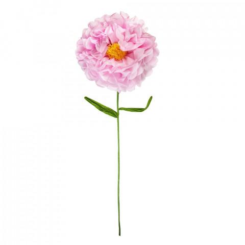Flor Papel Rosa 110cm