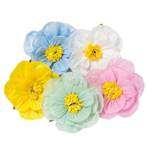 Flor Papel 30cm