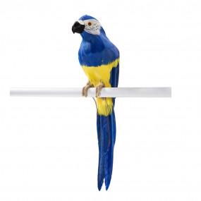 Papagaio 35cm Azul