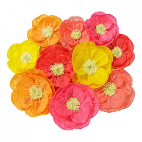 Flor Papel 40cm