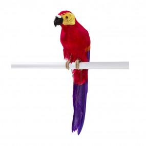 Papagaio 35cm Vermelho