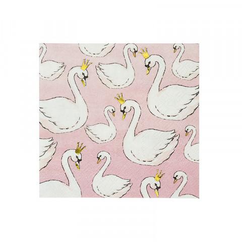 Guardanapos Cisnes