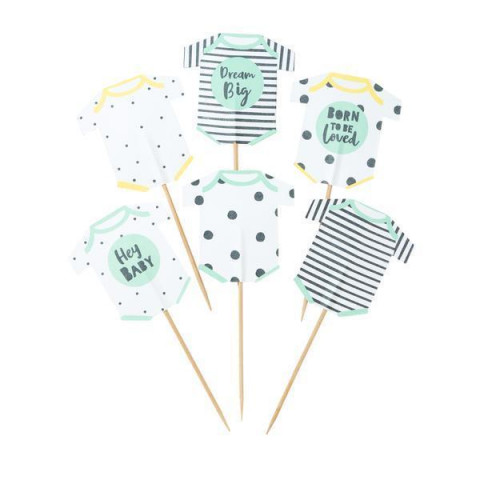 Toppers Babygrow - Conj. 12