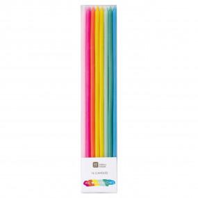 Velas Altas Rainbow