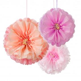 Pompons Flores