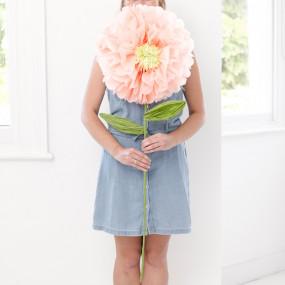 Flor Papel 110cm