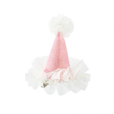 Mini Chapéu Festa Pink
