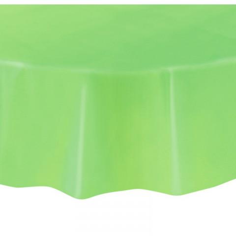 Toalha REDONDA Verde Alface
