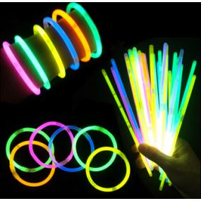 Pulseiras Glow Neon