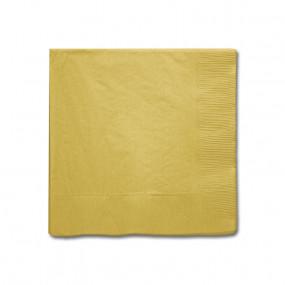 Guardanapos Dourado P