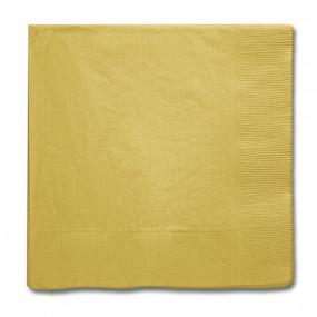 Guardanapos Dourados