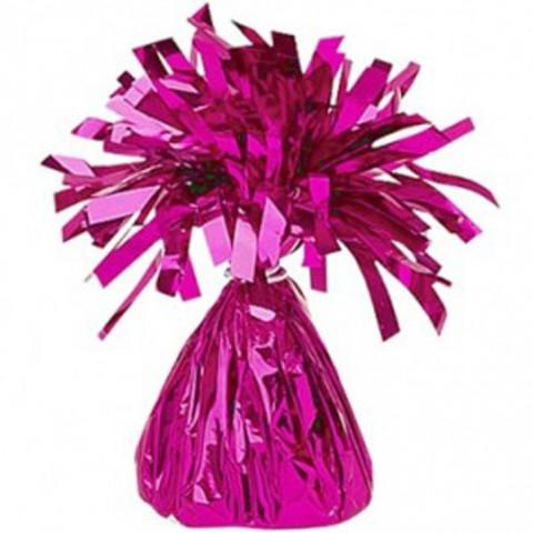 Peso Balão Rosa Forte
