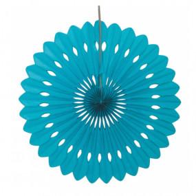 Roseta Azul Caribe 40cm