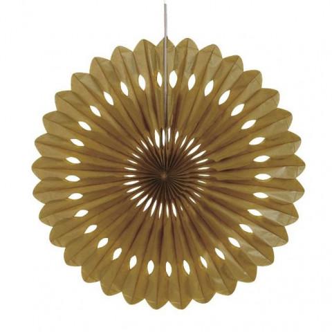 Roseta Dourada 40cm