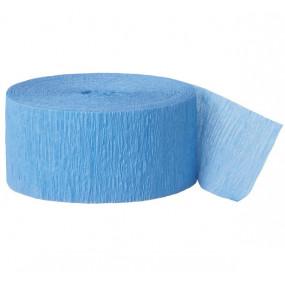 Fita Crepe Azul Claro