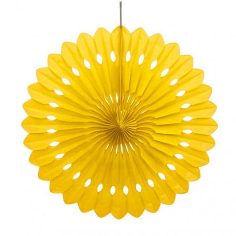 Roseta Amarela 40cm
