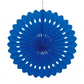 Roseta Azul Royal 40cm
