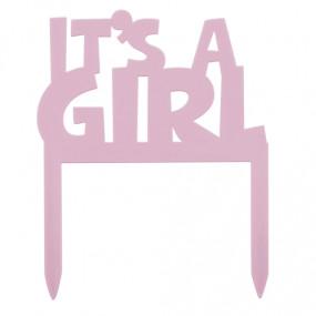 """Topo Bolo """"It's A Girl"""""""