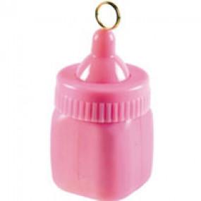 Peso Balão Biberão Rosa