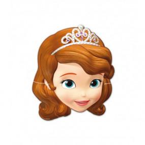 Máscaras Princesa Sofia
