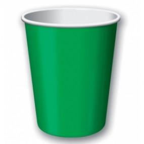 Copos Verde Esmeralda