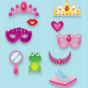 Adereços para Fotografias Princesas 2