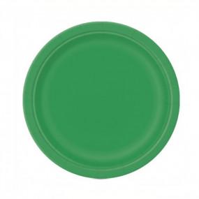 Pratos Verde Esmeralda