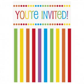 Convites Colours