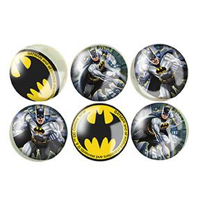 Bolas Saltitonas Batman - conj.6
