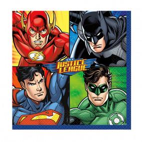 Guardanapos Justice League